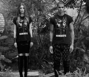 Dom Rebel, Homeboys, Shirt, Harders, Fashion,