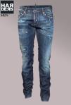 Dsquared-Jeans-Slim-Jean-Vintage-Garage-Destroyed-Farbflecken-Harders-Onlineshop-Onlinestore-Fashion-Designer-Mode-Damen-Herren-Men-Women-Spring-Summer-Frühjahr-Sommer-2013