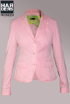 IQ-+-IQ+-Blazer-Rosa-Pink-Coral-Nähte-Baumwolle-Harders-Onlineshop-Onlinestore-Fashion-Designer-Mode-Damen-Herren-Men-Women-Spring-Summer-Frühjahr-Sommer-2013