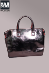 Liebeskind-Leder-Tasche-Aspen-Silber-Lackleder-Coral-Farb-Kante-Beuteltasche-Bag-Harders-Onlineshop-Onlinestore-Fashion-Designer-Mode-Damen-Herren-Men-Women-Spring-Summer-Frühjahr-Sommer-2013