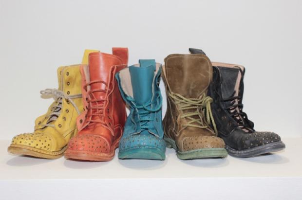 Nylon-Boots-Image