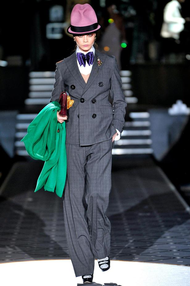 a-Dsquared-DSQ-Les-Dames-Masculines-Fashion-Show