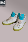 Cycle-Hi-Top-Sneaker-Glatt-Leder-Weiß-Neon-Blau-Gelb-Used-Vintage-Harders-Onlineshop-Onlinestore-Fashion-Designer-Mode-Damen-Herren-Men-Women-Spring-Summer-Frühjahr-Sommer-2013