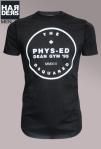 Dsquared-Shirt-Schwarz-Phys-Ed-Gym-95-Dean-Dan-Caten-Harders-Onlineshop-Onlinestore-Fashion-Designer-Mode-Damen-Herren-Men-Women-Spring-Summer-Frühjahr-Sommer-2013
