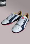 Dsquared-Sneaker-Weiß-Rot-Blau-Gelb-Lack-Leder-Born-in-Canada-Made-in-Italy-Dean-Dan-Caten-Harders-Onlineshop-Onlinestore-Fashion-Designer-Mode-Damen-Herren-Men-Women-Spring-Summer-Frühjahr-Sommer-2013