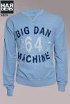 Dsquared-Sweat-Shirt-Blau-Blue-Big-Dan-Maschine-64-Farbe-Vintage-Born-in-Canada-Made-in-Italy-Dean-Dan-Caten-Harders-Onlineshop-Onlinestore-Fashion-Designer-Mode-Damen-Herren-Men-Women-Spring-Summer-Frühjahr-Sommer-2013