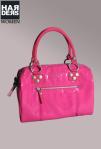 George-Gina-Lucy-Mumble-Jumble-Think-Pink-Neon-Lack-Leder-Tasche-Bag-Harders-Onlineshop-Onlinestore-Fashion-Designer-Mode-Damen-Herren-Men-Women-Spring-Summer-Frühjahr-Sommer-2013