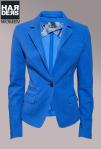 IQ+-IQ-+-Berlin-Blazer-Neon Blau-Baumwoll-Stretch-Sweat-Doppeltasche-Harders-Onlineshop-Onlinestore-Fashion-Designer-Mode-Damen-Herren-Men-Women-Spring-Summer-Frühjahr-Sommer-2013