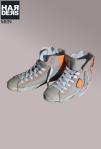 Philippe-Model-Hi-Top-Sneaker-Wild-Glatt-Leder-Beige-Sand-Orange-Neon-Reißverschluss-destroyed-Vintage-Harders-Onlineshop-Onlinestore-Fashion-Designer-Mode-Damen-Herren-Men-Women-Spring-Summer-Frühjahr-Sommer-2013