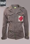 Scotch-Soda-Army-Ranger-Jacke-Parka-Oliv-Raute-Patch-Badge-Orden-Sticker-Ärmel-Patchwork-Harders-Onlineshop-Onlinestore-Fashion-Designer-Mode-Damen-Herren-Men-Women-Spring-Summer-Frühjahr-Sommer-2013