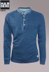 Blue-de-Genes-Long-Shirt-Knopfleiste-Vintage-Wash-Baumwolle-Cotton-Harders-Onlineshop-Onlinestore-Fashion-Designer-Mode-Damen-Herren-Men-Women-Spring-Summer-Frühjahr-Sommer-2013