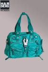 George-Gina-Lucy-Tasche-Double-B-Grün-Nylon-Haken-Fronttaschen-Harders-Onlineshop-Onlinestore-Fashion-Designer-Mode-Damen-Herren-Men-Women-Spring-Summer-Frühjahr-Sommer-2013