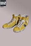 Philippe-Model-Sneaker-Hi-Top-Gelb-Wildleder-Vintage-Used-Harders-Onlineshop-Onlinestore-Fashion-Designer-Mode-Damen-Herren-Men-Women-Spring-Summer-Frühjahr-Sommer-2013