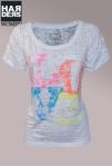 Dorothy-Blue-Shirt-Weiß-Baumwolle-Love-Front-Print-Neon-Pink-Gelb-Blau-Coral-Harders-Onlineshop-Onlinestore-Fashion-Designer-Mode-Damen-Herren-Men-Women-Spring-Summer-Frühjahr-Sommer-2013