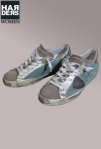 Philippe-Model-Sneaker-Wild-Leder-Blau-Grau-Silber-Metall-Vintage-Used-Harders-Onlineshop-Onlinestore-Fashion-Designer-Mode-Damen-Herren-Men-Women-Spring-Summer-Frühjahr-Sommer-2013