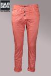 Please-Jeans-Slim-Stretch-Dreh-Bein-Knopfleiste-Schritt-Coral-Harders-Onlineshop-Onlinestore-Fashion-Designer-Mode-Damen-Herren-Men-Women-Spring-Summer-Frühjahr-Sommer-2013
