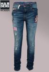 Please-Jeans-Slim-Stretch-Rosa-Naht-Patch-Badge-Sticker-USA-Flagge-Harders-Onlineshop-Onlinestore-Fashion-Designer-Mode-Damen-Herren-Men-Women-Spring-Summer-Frühjahr-Sommer-2013
