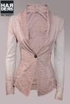 Please-Sweat-Blazer-Knopf-Rosa-Vintage-Baumwolle-Cotton-Sandstrahl-Used-Harders-Onlineshop-Onlinestore-Fashion-Designer-Mode-Damen-Herren-Men-Women-Spring-Summer-Frühjahr-Sommer-2013