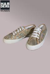 Superga-Sneaker-Schuhe-Shoe-Canvas-Beige-Braun-Pailletten-Silber-Gold-Harders-Onlineshop-Onlinestore-Fashion-Designer-Mode-Damen-Herren-Men-Women-Spring-Summer-Frühjahr-Sommer-2013