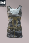 Anna-F-Field-Tank-Shirt-Chanel-Logo-Swarovski-Ela-Reck-Camouflage-Gold-Harders-Online-Shop-Store-Fashion-Designer-Mode-Damen-Herren-Men-Women-Pre-Kollektion-Fall-Winter-Herbst-2013-2014