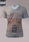 Athletic-Vintage-Shirt-Grau-Grey-Naht-Kanten-Front-Print-Flakon-Flacon-Harders-Onlineshop-Onlinestore-Fashion-Designer-Mode-Damen-Herren-Men-Women-Spring-Summer-Frühjahr-Sommer-2013 Kopie