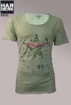 Athletic-Vintage-Shirt-Grün-Green-Camouflage-Star-Neon-Naht-Kanten-Front-Print-Harders-Onlineshop-Onlinestore-Fashion-Designer-Mode-Damen-Herren-Men-Women-Spring-Summer-Frühjahr-Sommer-2013 Kopie