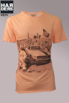 Athletic-Vintage-Shirt-Orange-Naht-Kanten-Front-Print-Race-Boxenstop-Harders-Onlineshop-Onlinestore-Fashion-Designer-Mode-Damen-Herren-Men-Women-Spring-Summer-Frühjahr-Sommer-2013 Kopie