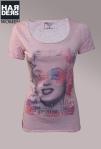 Athletic-Vintage-Shirt-Rose-Rosa-Marylin-Monroe-Naht-Kanten-Front-Print-Harders-Onlineshop-Onlinestore-Fashion-Designer-Mode-Damen-Herren-Men-Women-Spring-Summer-Frühjahr-Sommer-2013 Kopie