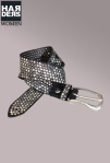 B-Belt-Gürtel-Schwarz-Black-Nieten-Studs-Silber-Schnalle-Harders-Online-Shop-Store-Fashion-Designer-Mode-Damen-Herren-Men-Women-Pre-Kollektion-Fall-Winter-Herbst-2013-2014