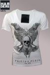 Philipp-Plein-Shirt-Black-Raven-Skull-Totenkopf-Harders-Online-Shop-Store-Fashion-Designer-Mode-Damen-Herren-Men-Women-Pre-Kollektion-Fall-Winter-Herbst-2013-2014
