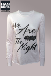Zoe-Karssen-Shirt-Longsleeve-We-are-the-night-Bat-Fledermaus-Harders-Online-Shop-Store-Fashion-Designer-Mode-Damen-Herren-Men-Women-Pre-Kollektion-Fall-Winter-Herbst-2013-2014