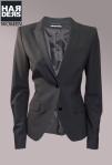 Drykorn-Anzug-Blazer-Suit-Standard-NOS-Sleaford-Schwarz-Black-Struktur-Harders-Online-Shop-Store-Fashion-Designer-Mode-Damen-Herren-Men-Women-Pre-Kollektion-Fall-Winter-Herbst-2013-2014