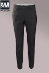 Drykorn-Hose-Pant-Standard-NOS-Dip-2-Bundfalte-Sleaford-Blazer-Kostüm-Schwarz-Black-Struktur-Harders-Online-Shop-Store-Fashion-Designer-Mode-Damen-Herren-Men-Women-Pre-Kollektion-Fall-Winter-Herbst-2013-2014