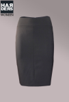 Drykorn-Rock-Skirt-Standard-NOS-Marta-Bleistiftrock-Sleaford-Blazer-Kostüm-Schwarz-Black-Struktur-Harders-Online-Shop-Store-Fashion-Designer-Mode-Damen-Herren-Men-Women-Pre-Kollektion-Fall-Winter-Herbst-2013-2014
