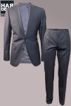 Hugo-Boss-Anzug-Suit-Standard-NOS-Amaro-Heise-Dunkel-Blau-Struktur-Harders-Online-Shop-Store-Fashion-Designer-Mode-Damen-Herren-Men-Women-Pre-Kollektion-Fall-Winter-Herbst-2013-2014