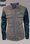 Tigha-Army-Jacke-Connor-Oliv-Leder-Arm-Ärmel-Vintage-Harders-Onlineshop-Onlinestore-Fashion-Designer-Mode-Damen-Herren-Men-Women-Spring-Summer-Frühjahr-Sommer-2013