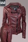 Tigha-Leder-Jacke-Jordan-Ox-red-Rot-Biker-Vintage-Used-Studs-Nieten-Harders-Online-Shop-Store-Fashion-Designer-Mode-Damen-Herren-Men-Women-Pre-Kollektion-Fall-Winter-Herbst-2013-2014