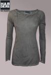 2-Blue-Sisters-Long-Shirt-Basic-Asphalt-Grau-Vintage-Used-destroyed-Harders-Online-Shop-Store-Fashion-Designer-Mode-Damen-Herren-Men-Women-Jades-Soeren-Volls-Pool-Mientus-Fall-Winter-Herbst-2013-2014
