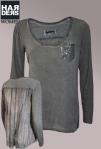 2-Blue-Sisters-Long-Shirt-Pailetten-Tasche-Asphalt-Vintage-Used-destroyed-Harders-Online-Shop-Store-Fashion-Designer-Mode-Damen-Herren-Men-Women-Jades-Soeren-Volls-Pool-Mientus-Fall-Winter-Herbst-2013-2014