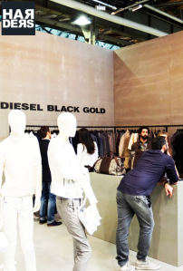 3d-diesel-black-gold-Premium-Show-Order-Messe-Berlin-Bread-Butter-Fashion-Week-Harders-Online-Shop-Store-Fashion-Designer-Mode-Damen-Herren-Men-Women-Spring-Summer-2013-2014