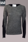 8PM-Pullover-Ancona-Mohair-Schwarz-Grau-Strick-Harders-Online-Shop-Store-Fashion-Designer-Mode-Damen-Herren-Men-Women-Pre-Kollektion-Fall-Winter-Herbst-2013-2014