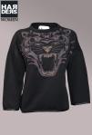 8PM-Sweat-Shirt-Reggio-Tiger-Stitch-Leder-Kanten-Oversize-Harders-Online-Shop-Store-Fashion-Designer-Mode-Damen-Herren-Men-Women-Pre-Kollektion-Fall-Winter-Herbst-2013-2014
