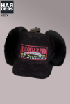 Dsquared-Cap-Mütze-Fell-Pelz-Brothers-Dean-Dan-Caten-Horn-Knopf-Harders-Online-Shop-Store-Fashion-Designer-Mode-Damen-Herren-Men-Women-Pre-Kollektion-Fall-Winter-Herbst-2013-2014