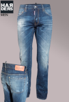Dsquared-Jeans-Dean-Jean-Straight-Vintage-Used-Destroyed-Wash-Harders-Online-Shop-Store-Fashion-Designer-Mode-Damen-Herren-Men-Women-Jades-Soeren-Volls-Pool-Mientus-Fall-Winter-Herbst-2013-2014