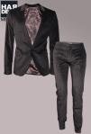 Drykorn-Anzug-Suit-F-Ravenna-Schwarz-Vintage-Used-Harders-Online-Shop-Store-Fashion-Designer-Mode-Damen-Herren-Men-Women-Jades-Soeren-Volls-Pool-Mientus-Fall-Winter-Herbst-2013-2014