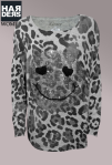 Grace-Pullover-Leo-Smiley-Herz-Svarowski-Vintage-Used-Harders-Online-Shop-Store-Fashion-Designer-Mode-Damen-Herren-Men-Women-Jades-Soeren-Volls-Pool-Mientus-Fall-Winter-Herbst-2013-2014
