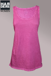 Grace-Top-Tank-Shirt-Fuchsia-Vintage-Used-Baumwoll-Harders-Online-Shop-Store-Fashion-Designer-Mode-Damen-Herren-Men-Women-Jades-Soeren-Volls-Pool-Mientus-Fall-Winter-Herbst-2013-2014
