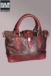 Liebeskind-Tasche-Jona-Reptil-Schlange-Snake-Leder-Bag-Dunkel-Braun-Dark-Brown-Cognac-Green-Schlaufe-Vintage-Wash-Harders-Online-Shop-Store-Fashion-Designer-Mode-Damen-Herren-Men-Women-Jades-Soeren-Volls-Pool-Mientus-Fall-Winter-Herbst-2013-2014