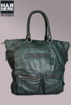 Liebeskind-Tasche-Lenya-Leder-Beutel-Bag-Grün-Green-Reissverschluss-Vintage-Wash-Harders-Online-Shop-Store-Fashion-Designer-Mode-Damen-Herren-Men-Women-Jades-Soeren-Volls-Pool-Mientus-Fall-Winter-Herbst-2013-2014