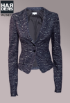 Patrizia-Pepe-Blazer-Sacco-Wolle-Blau-Grau-Filz-Harders-Online-Shop-Store-Fashion-Designer-Mode-Damen-Herren-Men-Women-Jades-Soeren-Volls-Pool-Mientus-Fall-Winter-Herbst-2013-2014